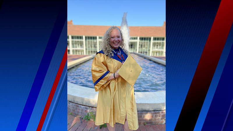 FOX8 Senior Sendoff: Kiarah Ayers, Middle College at UNCG