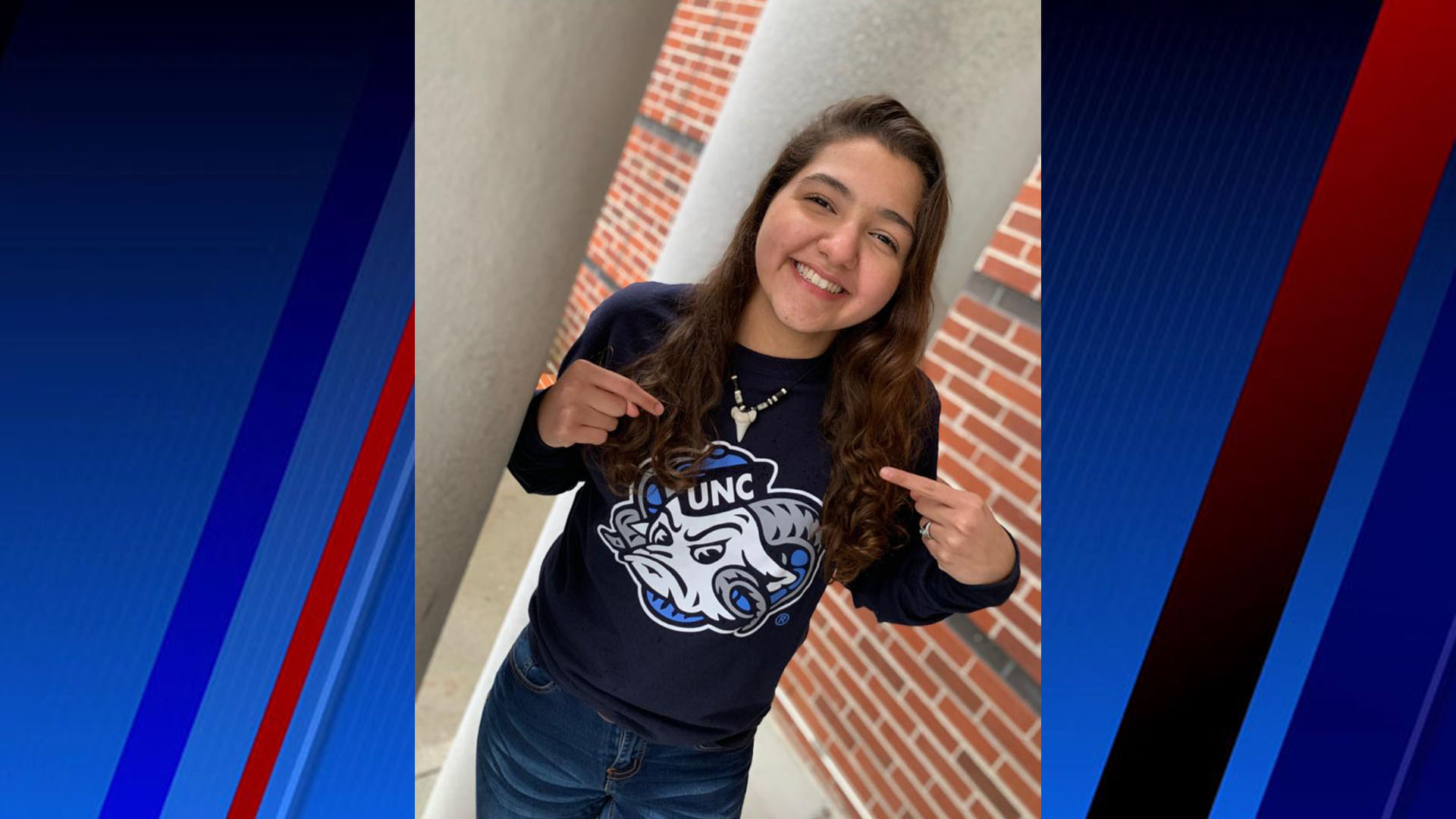 FOX8 Senior Sendoff: LeeAnn Zainy, UNCG Middle College