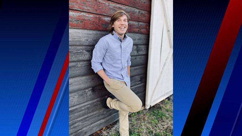 FOX8 Senior Sendoff: Luke Hall, Southwestern Randolph High School