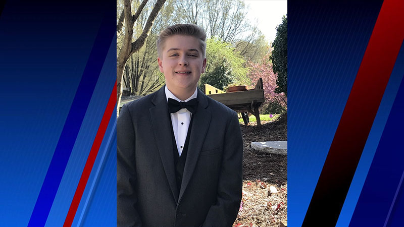 FOX8 Senior Sendoff: William Styers, West Forsyth High School