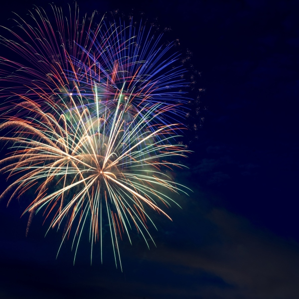 Fireworks (Getty Images)