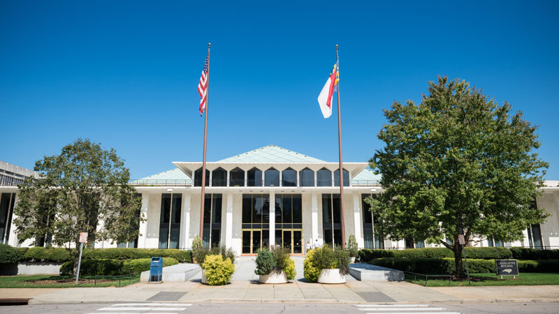 North Carolina Legislative Building (Getty Images)