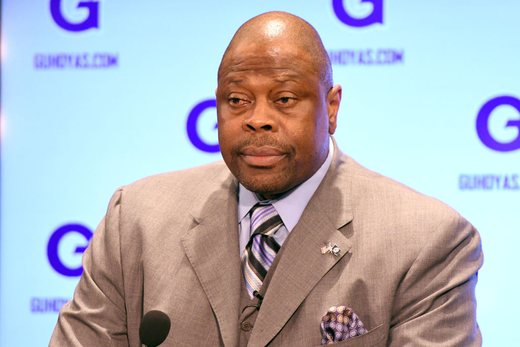 Patrick Ewing (Photo by Mitchell Layton/Getty Images)