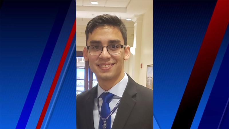 FOX8 Senior Sendoff: Jesus Jimenez, Atkins High School