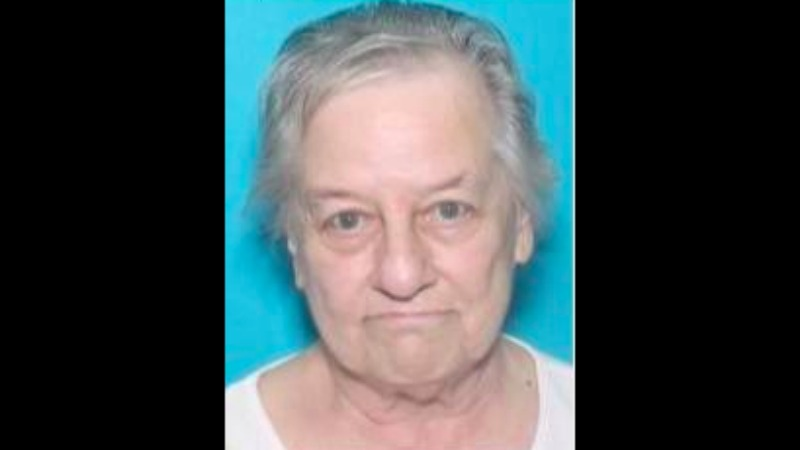 Randolph County deputies are asking for the public's help finding missing Joan Barbara Rubens, 77, after a Silver Alert was issued.