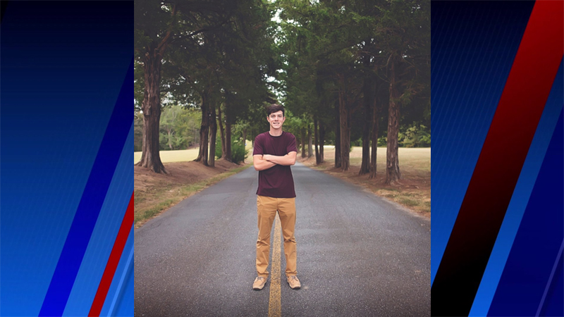 FOX8 Senior Sendoff: Jordan Ball, Eastern Alamance High School