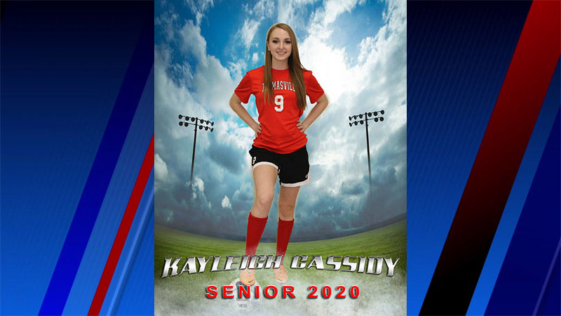 FOX8 Senior Sendoff: Kayleigh Cassidy, Thomasville High School