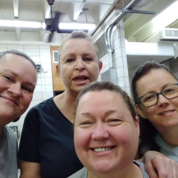 FOX8 Highlighting Heroes: Lunch ladies at East Davidson High School