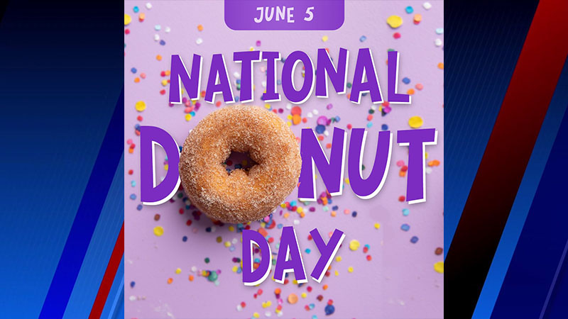 National Donut Day (Duck Donuts)