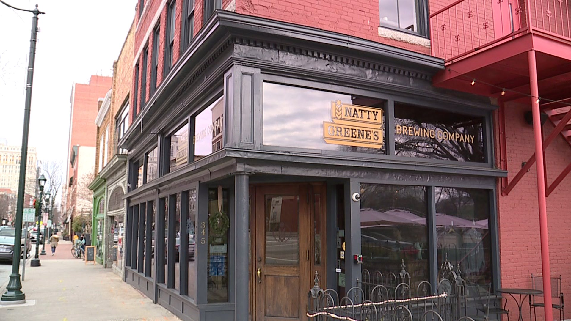 Small Business Spotlight: Natty Greene's Downtown