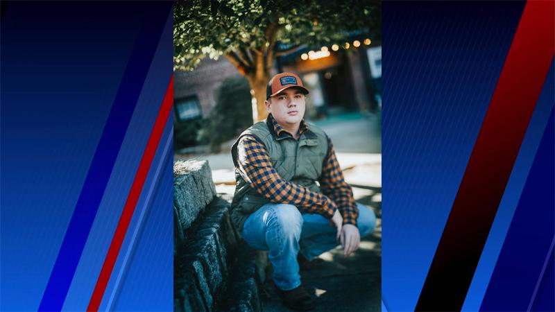 FOX8 Senior Sendoff: Nicholas Wood, North Surry High School