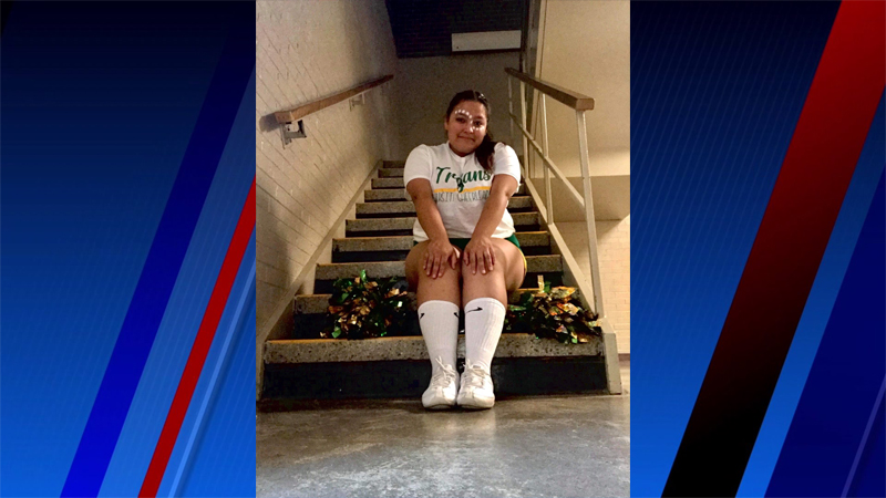FOX8 Senior Sendoff: Rosa-Isela De-Leon, Alleghany High School