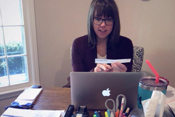 Educator of the Week: Hillary Kaufmann