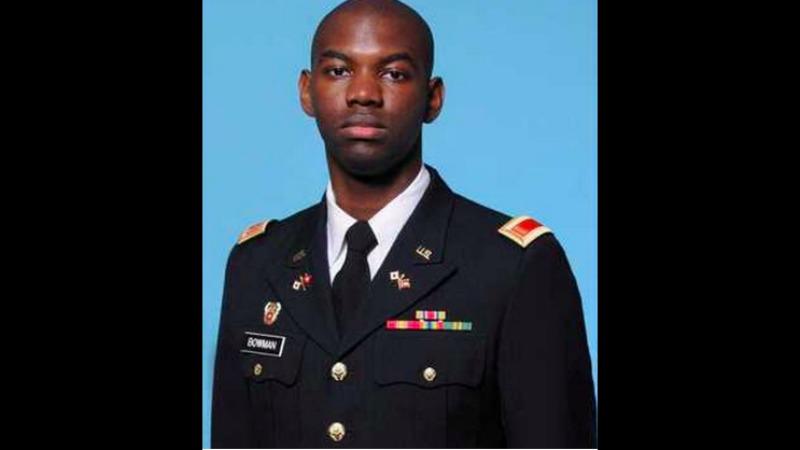 1st Lt. Trevarius Ravon Bowman