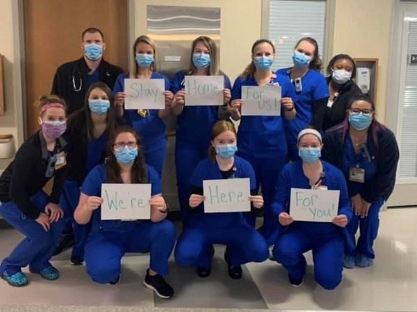 FOX8 Highlighting Heroes: Neuro ICU team at Wake Forest Baptist Medical Center