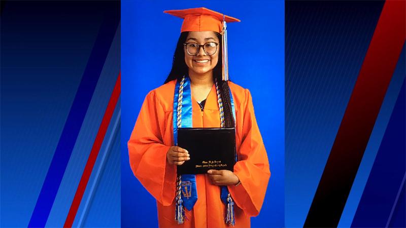 FOX8 Senior Sendoff: Abigail Herrera-Leal, Glenn High School