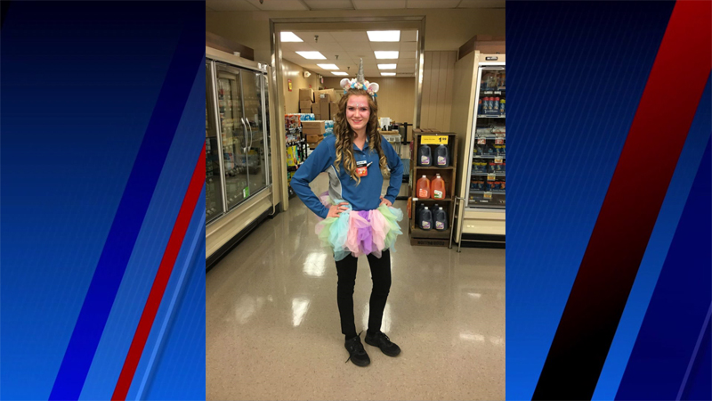FOX8 Highlighting Heroes: Amber Taylor, Food Lion employee