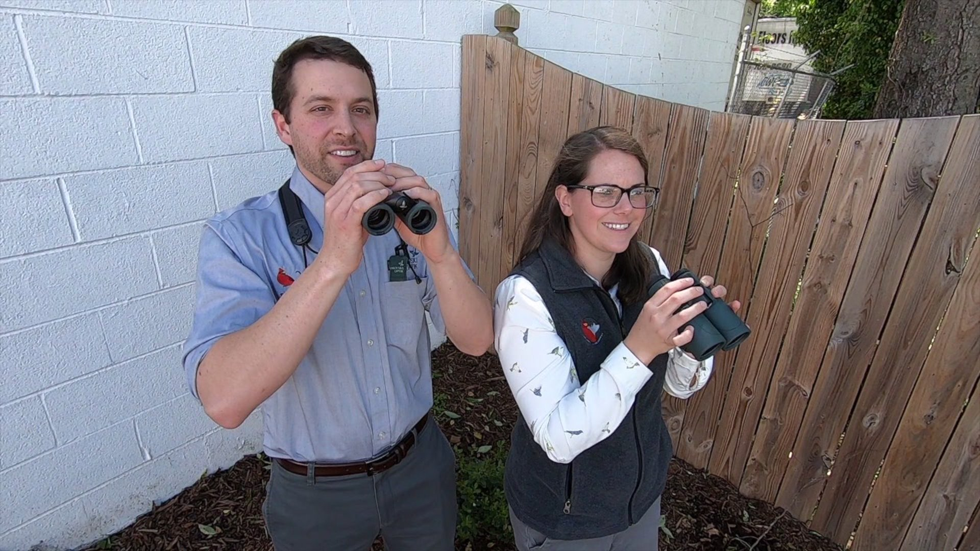Local couple shares love of birdwatching by opening birding center