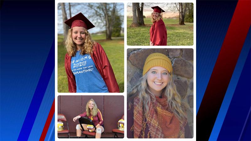 FOX8 Senior Sendoff: Caroline Elizabeth Richardson, South Stokes High School
