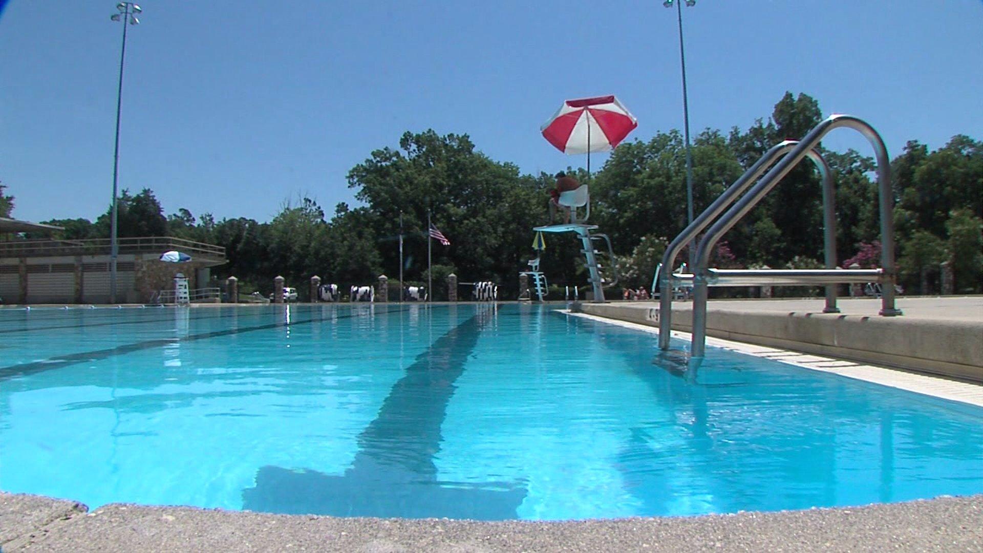 High Point City Lake Pool (WGHP file photo)