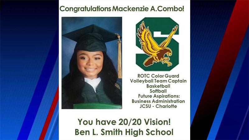 FOX8 Senior Sendoff: Mackenzie A. Combo, Smith High School