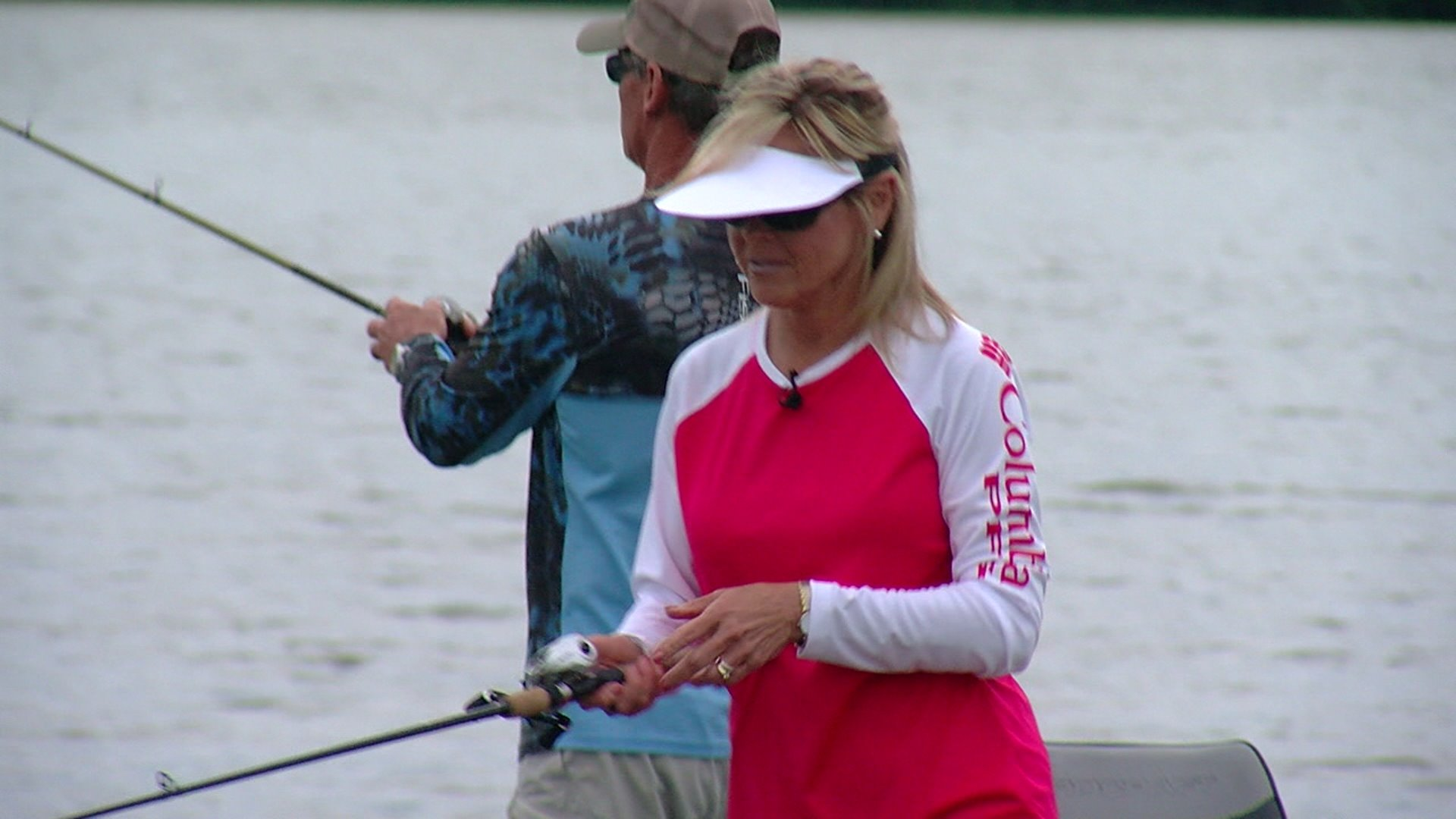 Davidson County couple shares a love of fishing