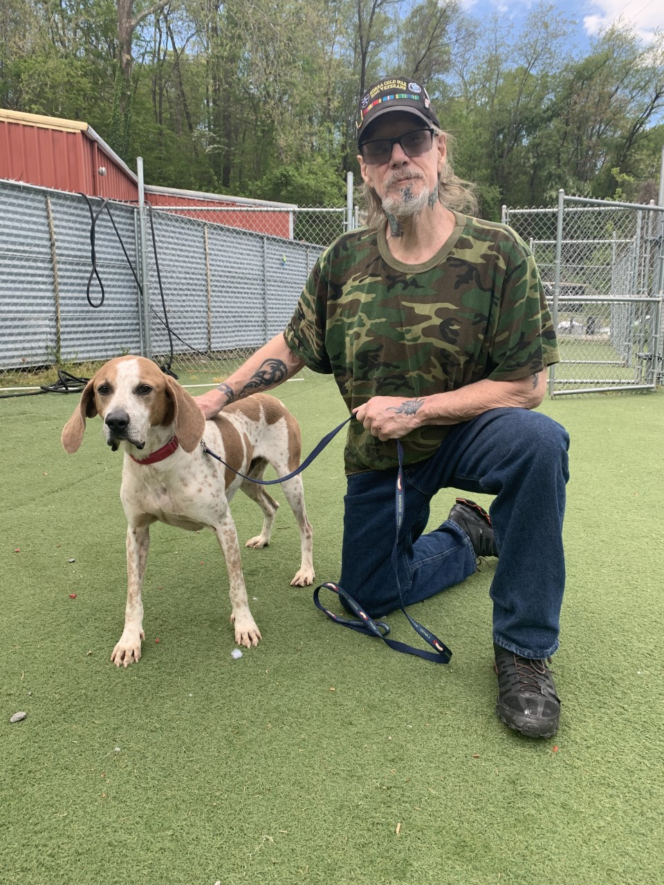 Army veteran uses stimulus check to help hard-to-adopt NC shelter dogs find their forever homes (Brother Wolf Animal Rescue)