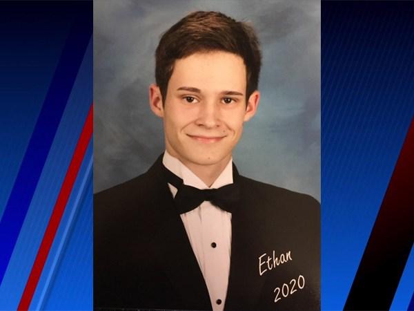 FOX8 Senior Sendoff: Ethan Bryant, Surry Central High School