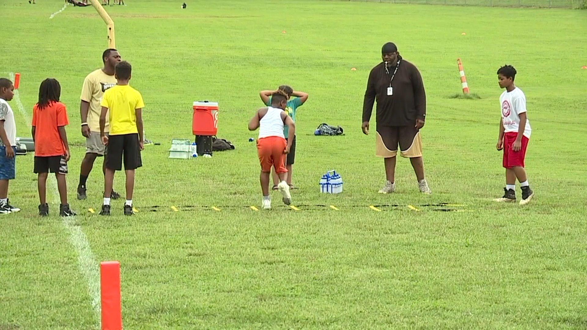 COVID-19 putting financial strain on community football program