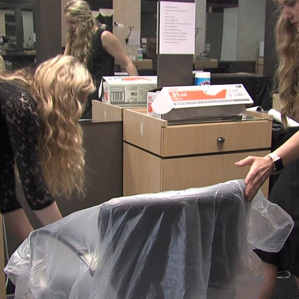 Hairstylists get ready to open as North Carolina moves into Phase 2