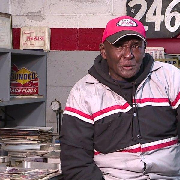 NASCAR historian recalls living with Wendell Scott