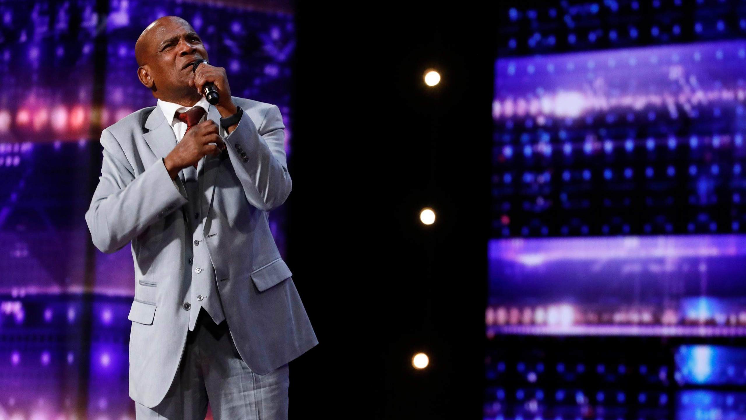 A wrongfully convicted man freed after 36 years is now an 'America's Got Talent' favorite