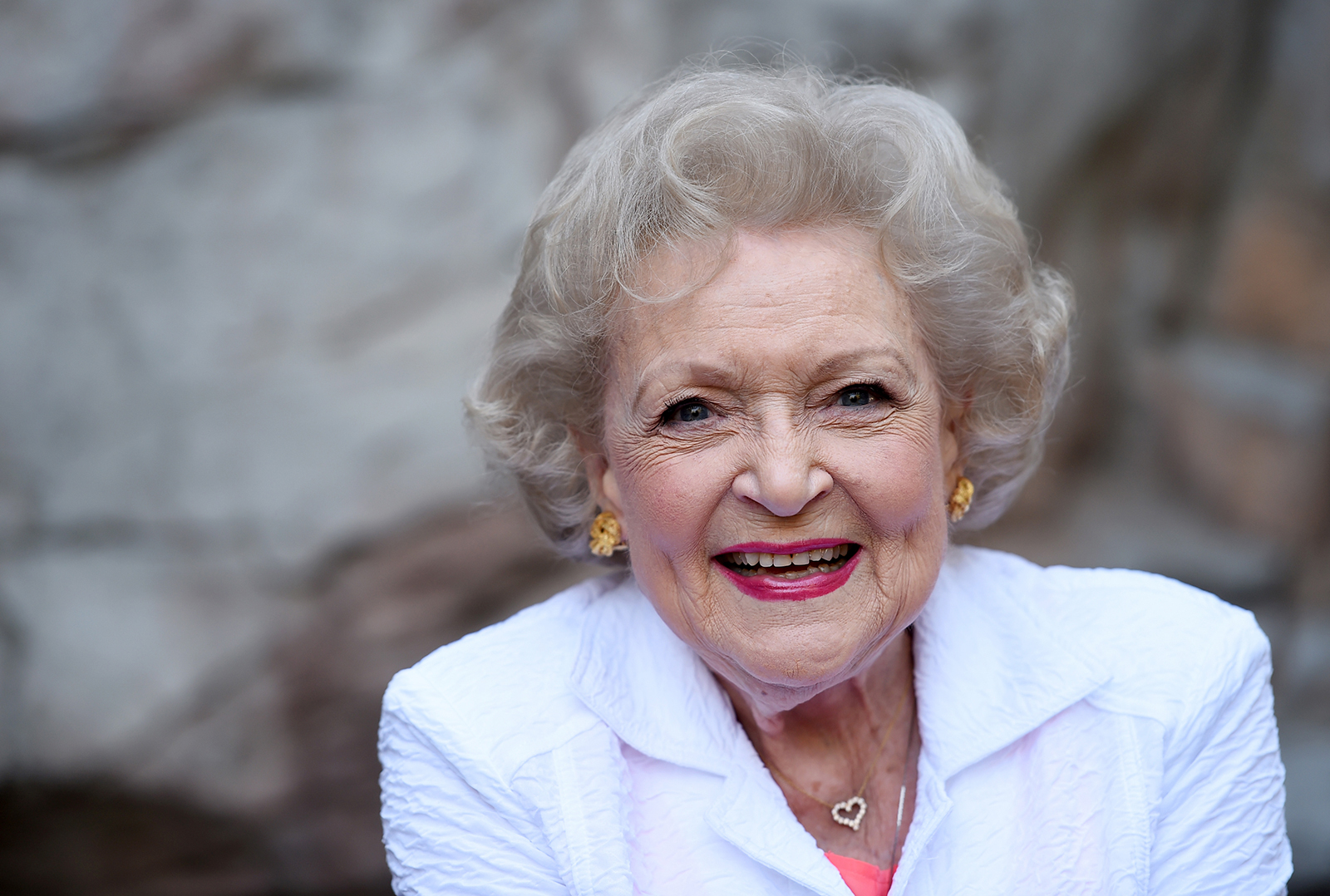Betty White (Amanda Edwards/WireImage/Getty Images)