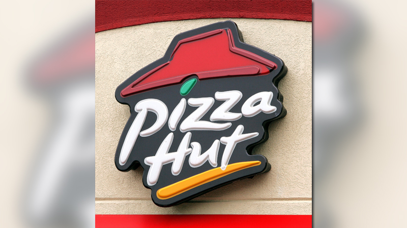 Pizza Hut sign (Photo by Tim Boyle/Getty Images)