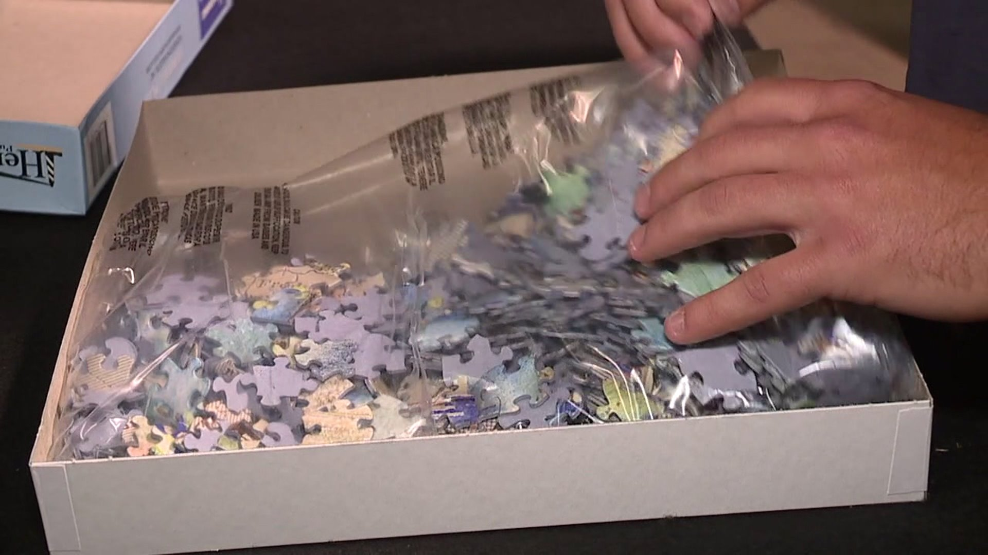 Small Business Spotlight: Heritage Puzzle Company