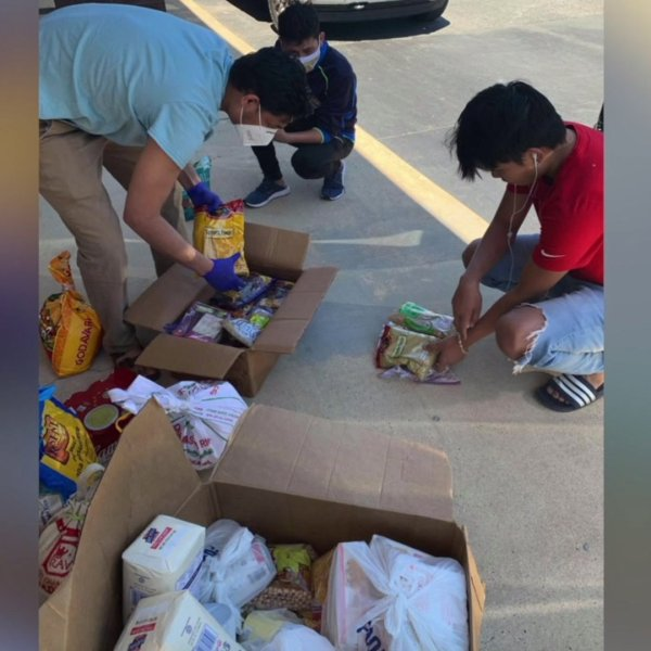 Deliveries help fulfill needs for Triad refugee families hit hard by COVID-19