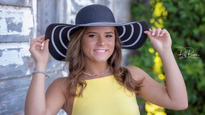 FOX8 Senior Sendoff: Bailey Sagen, Southwest Guilford High School