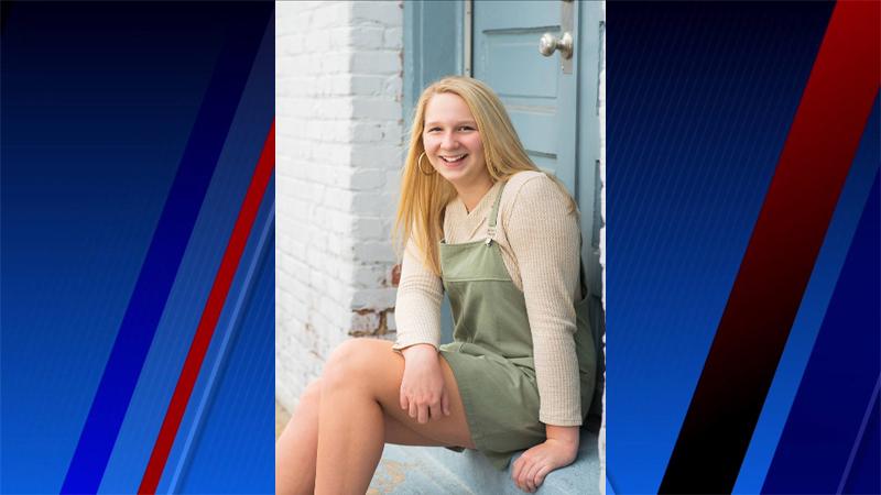 FOX8 Senior Sendoff: Sarah Rabon, West Davidson High School