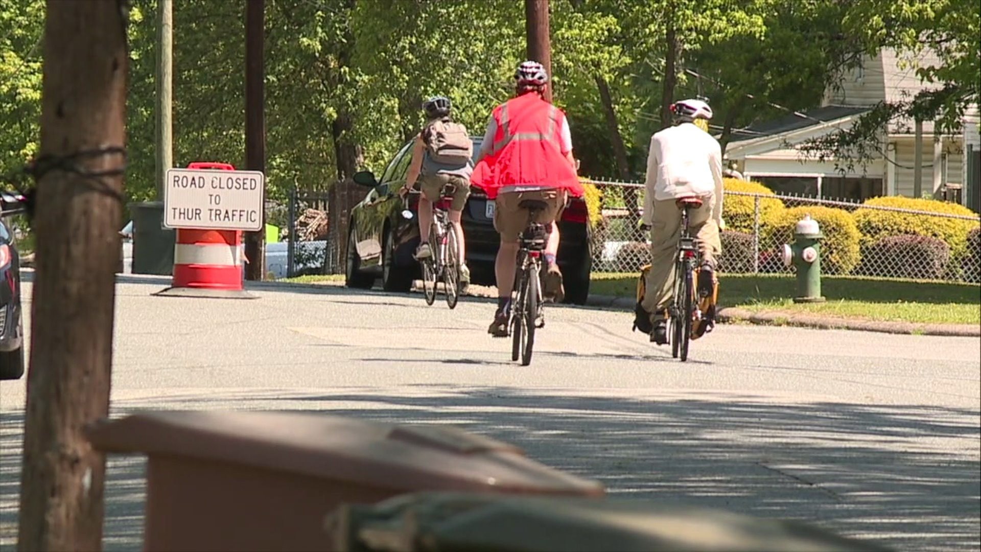 Greensboro launches 'Slow Streets' program to protect bicyclist, pedestrians