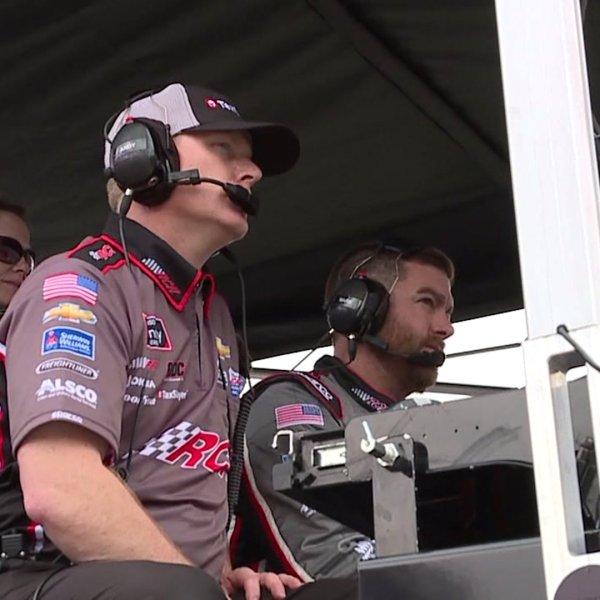 NASCAR crew chief living the dream at RCR