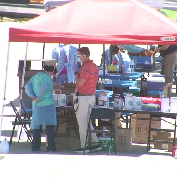 Hundreds of Tyson Foods employees screened for COVID-19 after Wilkes County outbreak