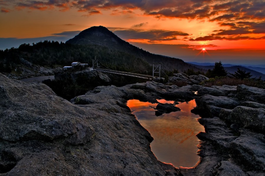 Grandfather Mountain set for limited opening May 15. Photo courtesy of the Grandfather Mountain Stewardship Foundation