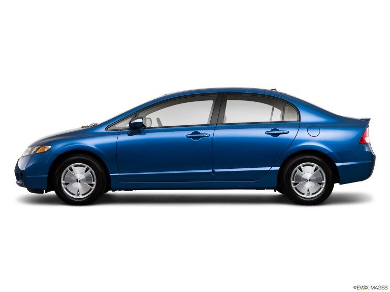 After investigating evidence at the scene, troopers were able to determine that the suspect vehicle is a 2008-2011 blue Honda Civic. This picture should be used for reference and is not the suspect's vehicle.