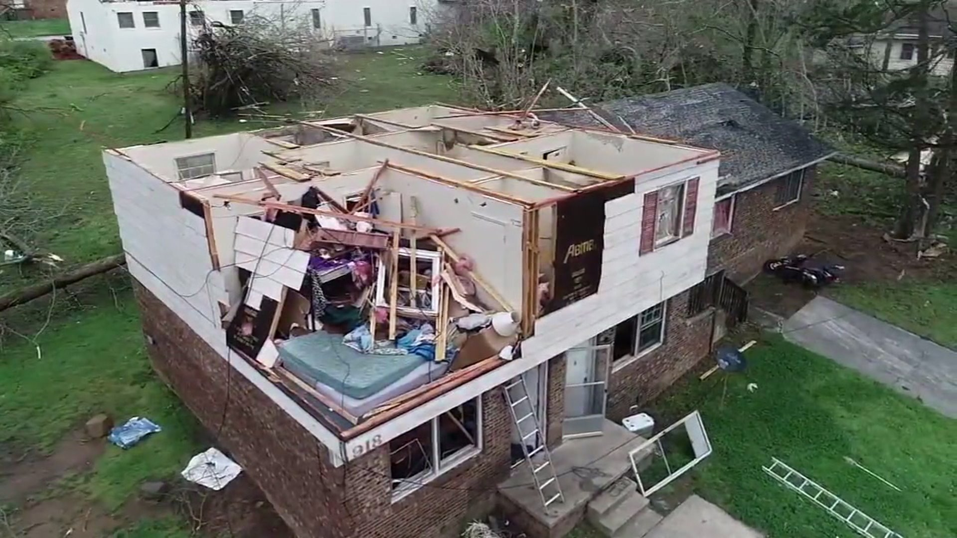 Habitat for Humanity continues rebuilding east Greensboro years after devastating tornado