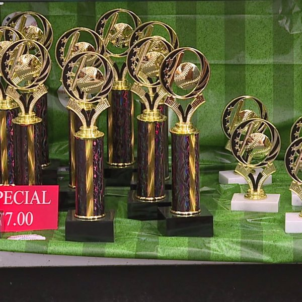 Local trophy shops see major losses from canceled ceremonies amid pandemic