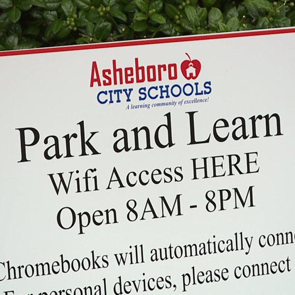 Partnership brings additional Wi-Fi access for Asheboro City Schools