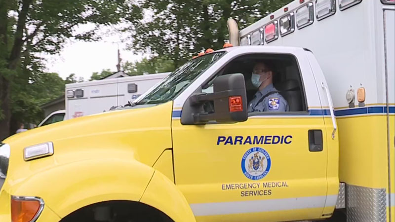 Latest class of Guilford County EMTs, paramedics graduate in the middle of pandemic
