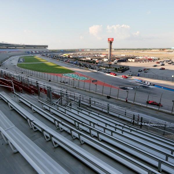 Texas Motor Speedway (AP Photo/Tony Gutierrez)