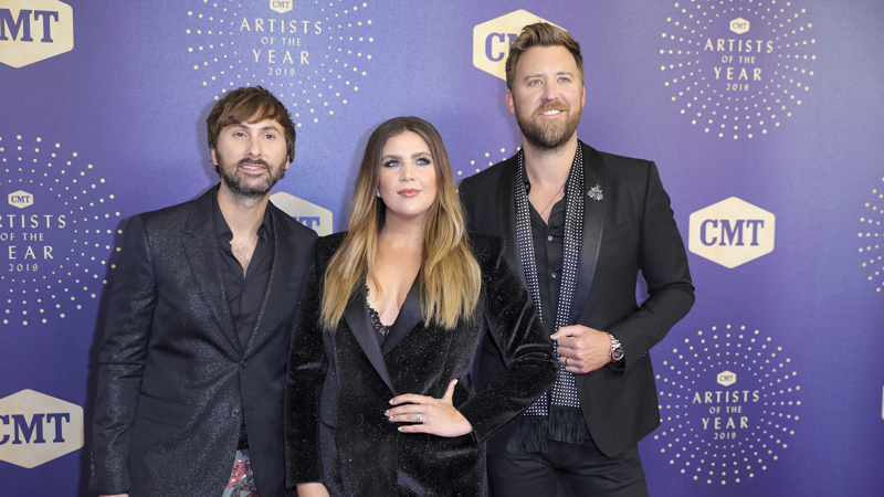 Lady Antebellum (Photo by Al Wagner/Invision/AP, FIle)