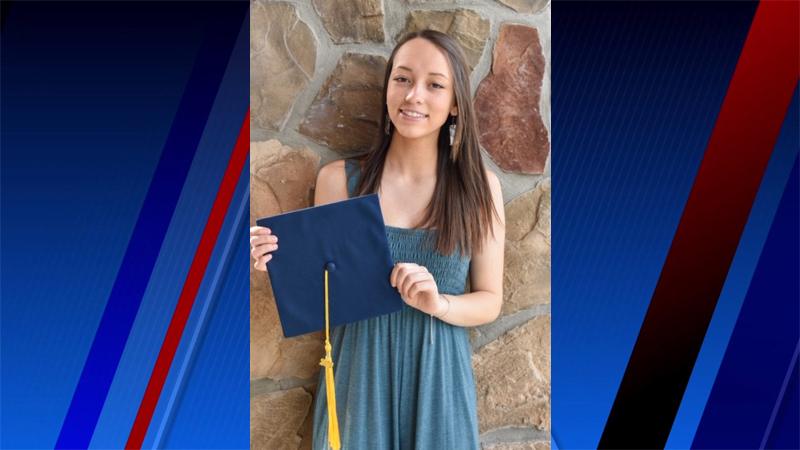 FOX8 Senior Sendoff: Abbie Lenhart, East Forsyth High School